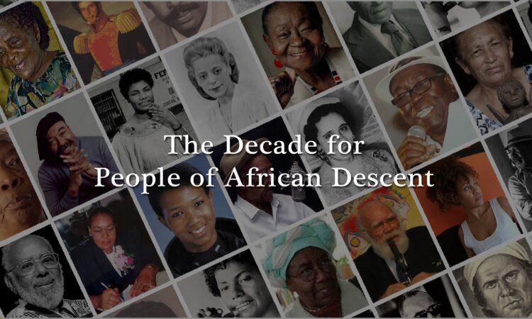 OAS Commemorates Week of People of African Descent. (OAS Logo)
