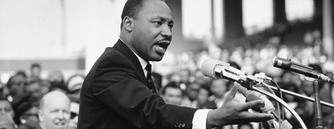 Honoring the Legacy of Dr. Martin Luther King