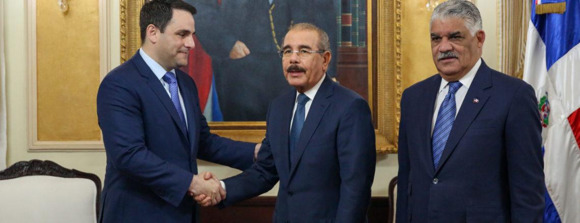 Ambassador Trujillo Visits the Dominican Republic
