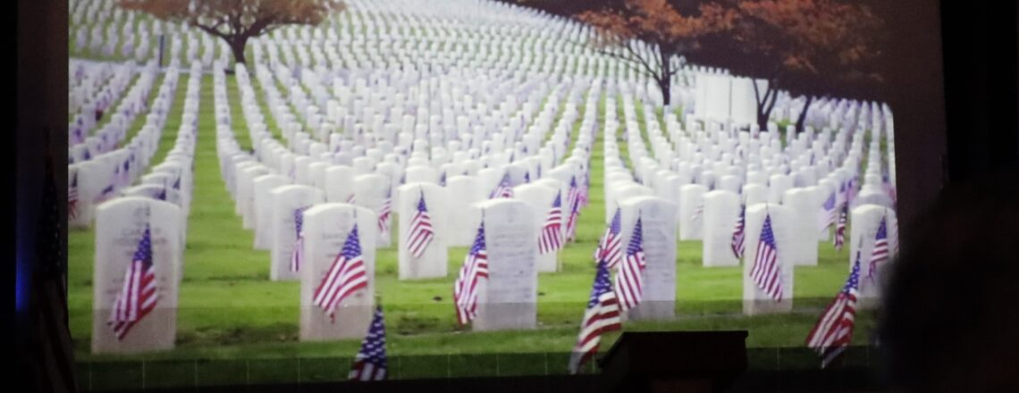A Presidential Proclamation: Memorial Day 2021