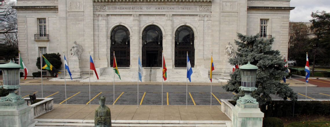 State Magazine Features the U.S. Permanent Mission to the OAS