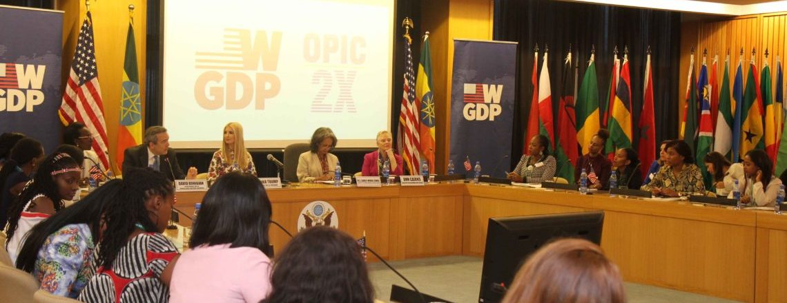 Launch of OPIC 2X Africa and African Women's Economic Empowerment Dialogue