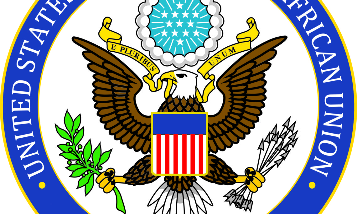 United States Mission to the African Union Seal