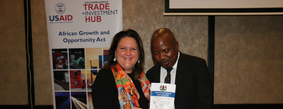 New Strategy Encourages Lesotho to Diversify AGOA Products