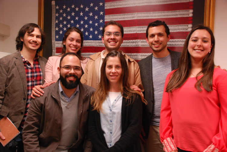Fulbright Asociation Members