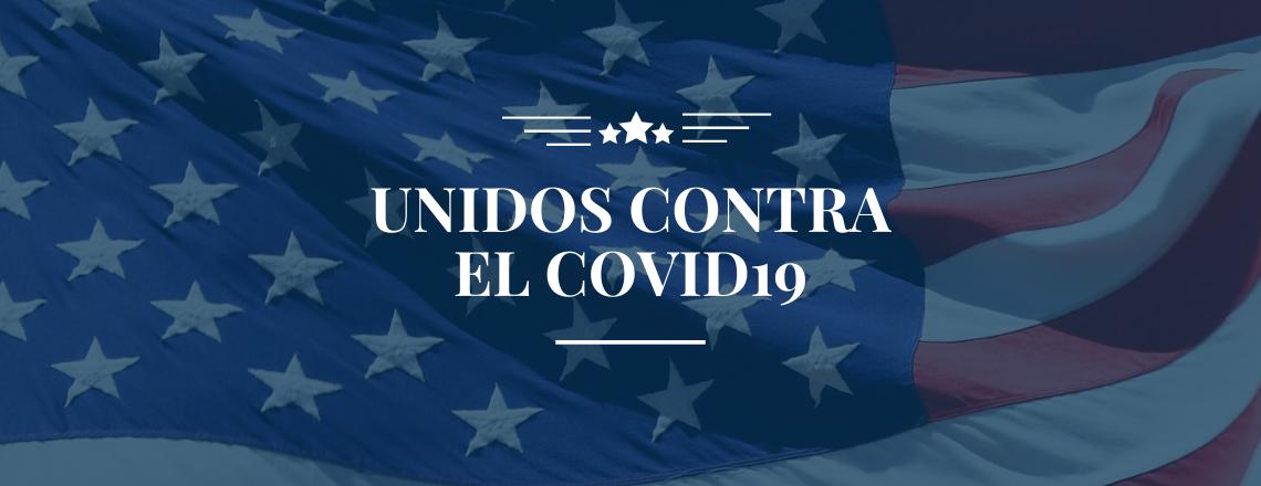 EE.UU. lidera asistencia extranjera en respuesta mundial contra COVID-19