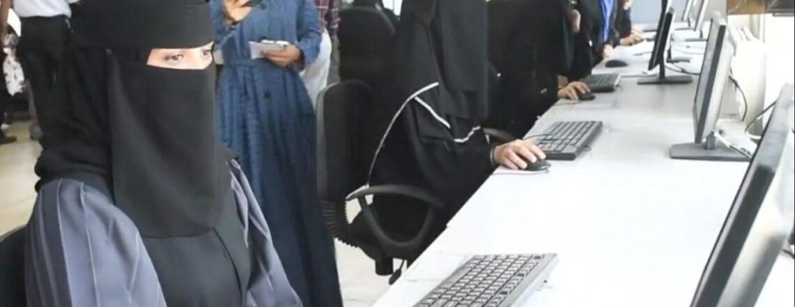 CDA Cathy Westley Inaugurates MAP Point at Taiz University