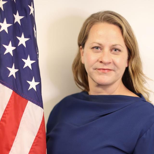 Photo of Chargé d'Affaires Cathy Westley
