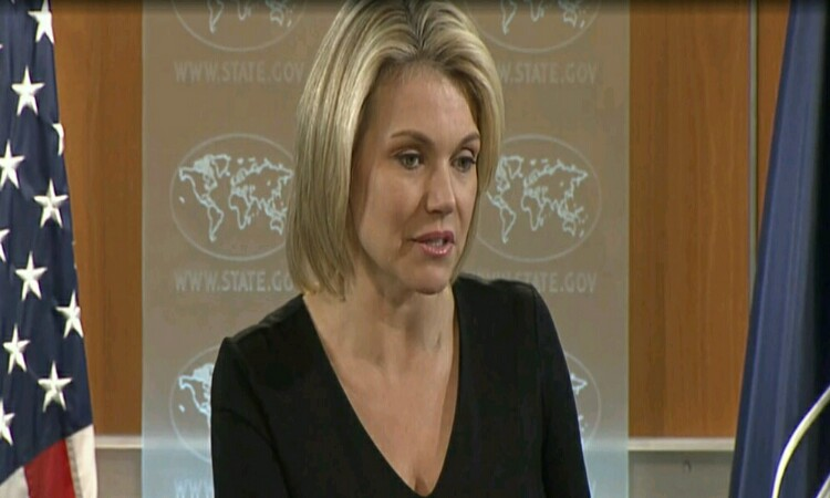 Lady talking. (Embassy Image)