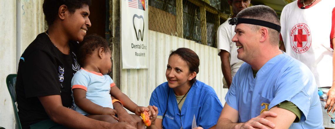 PAC ANGEL 19-4 brings medical, engineering aid to PNG