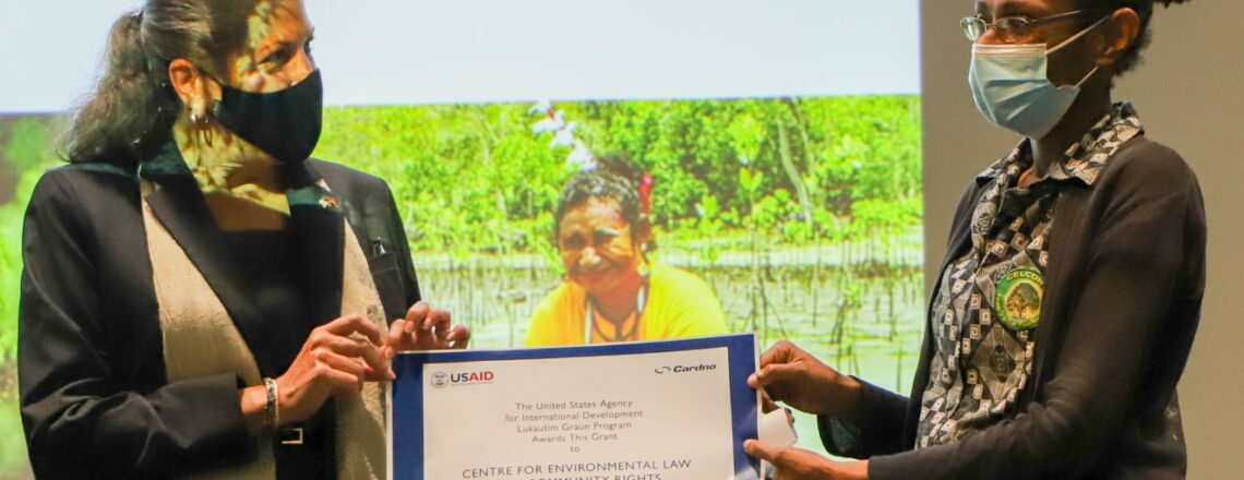 USAID launches Biodiversity Small Grants for Papua New Guinea