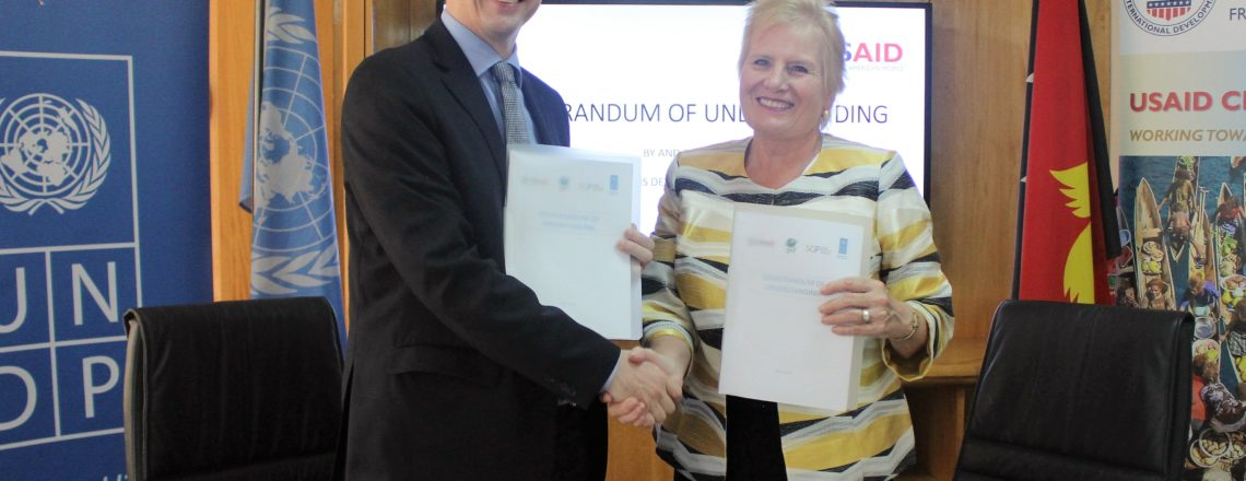 USAID and UNDP partnership to boost climate change resilience in PNG