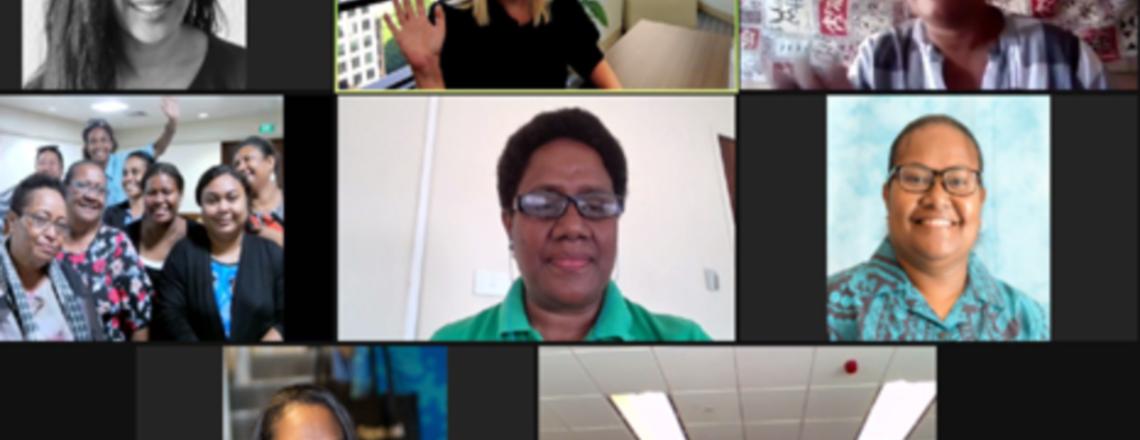 Empowering Women in ICT workshop