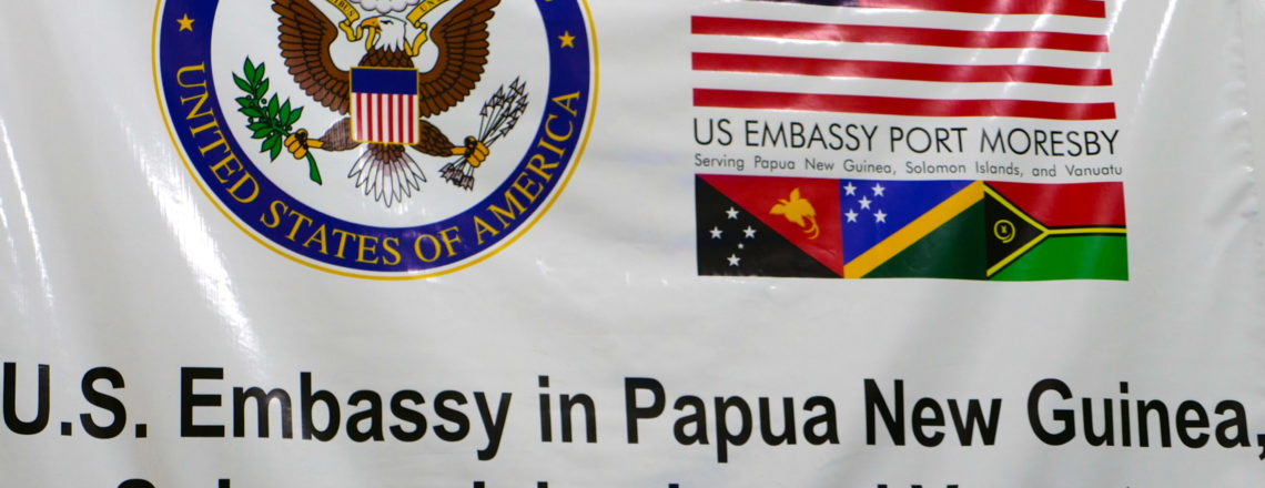 Health and Travel Alert – U.S. Embassy Port Moresby Serving PNG, Solomon Islands, Vanuatu