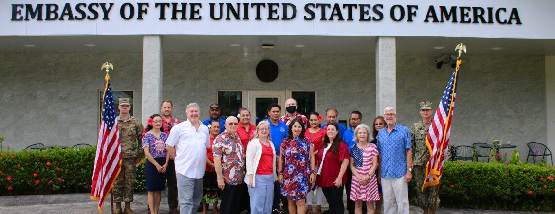 U.S. Embassy in Micronesia