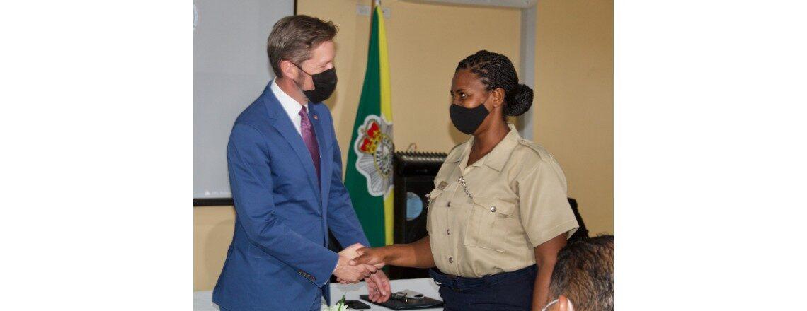 U.S. Embassy Hosts Basic Investigation Training