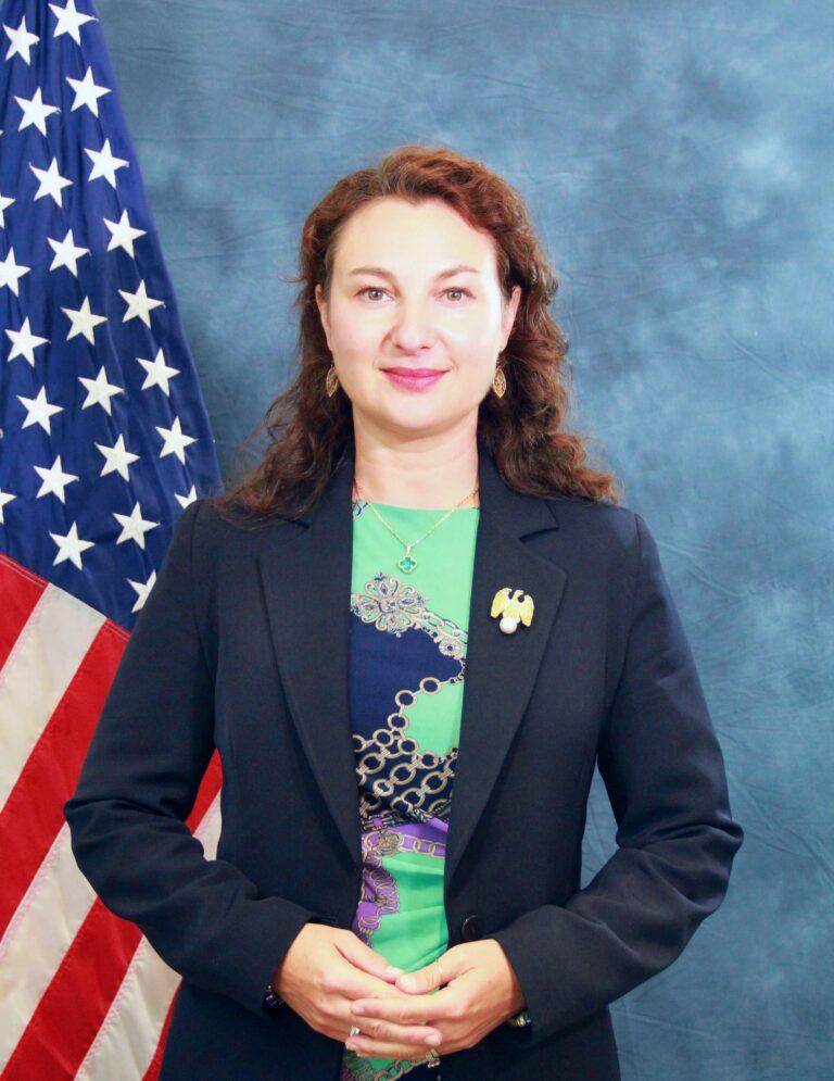 Photo of Chargé d'Affaires, a.i. Leyla Moses-Ones