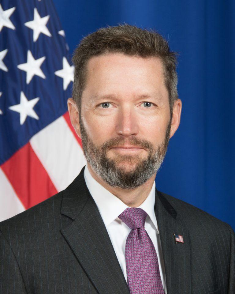 Photo of Chargé d'Affaires, a.i. Keith R. Gilges