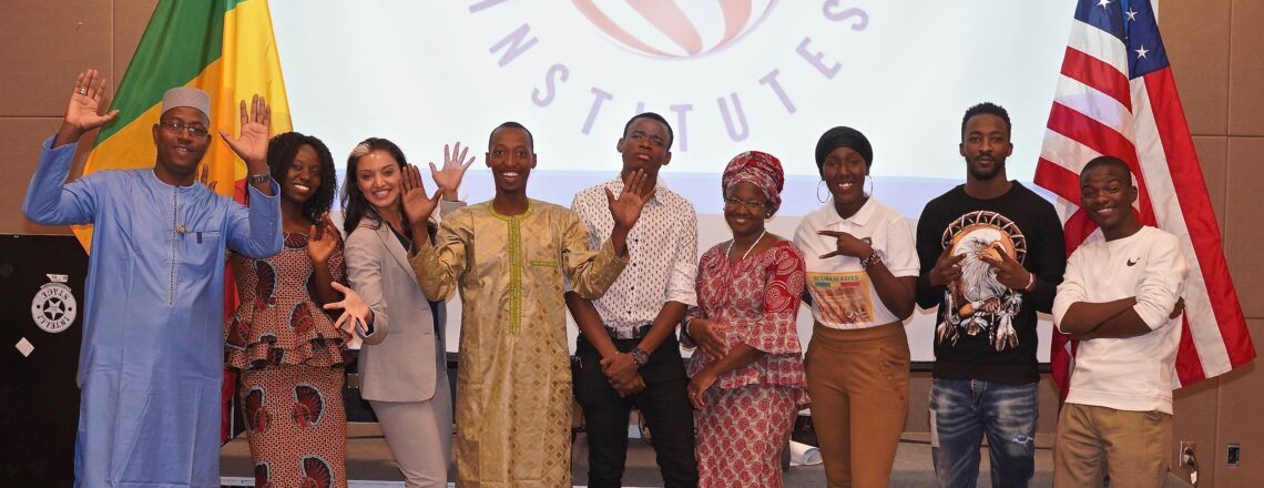 Call for Applications: 2022 SUSI Leaders on Civic Engagement