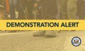 Demonstration Alert