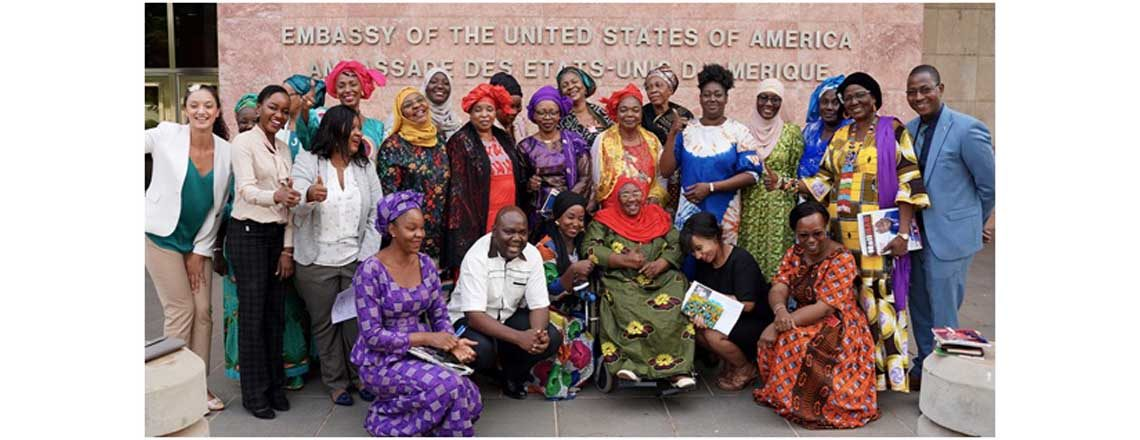 U.S. Embassy in Mali Celebrates Global Entrepreneurship Week