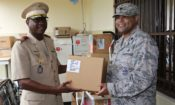 U.S. Department of Defense Offers HIV / AIDS Prevention Materials to Malian Army