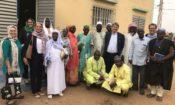 L'Ambassadeur des États-Unis, Dennis Hankins, Visite la Région de Kayes au Mali