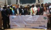 Partenariat Conjoint entre les Gouvernements des Etats-Unis et du Mali pour Assurer des Produits de Santé Efficaces et de Qualité