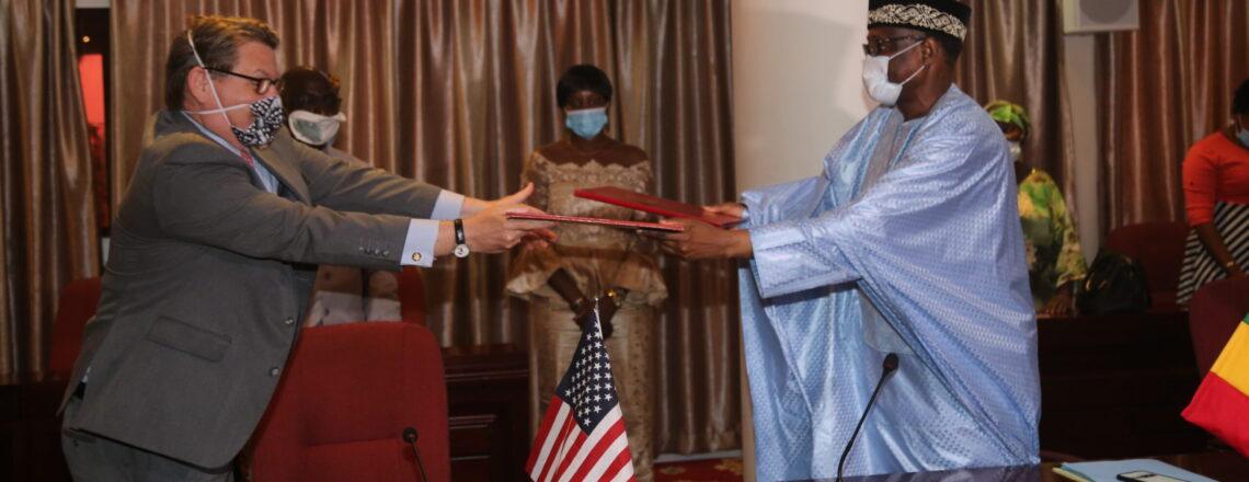 Les Etats-Unis Fournissent une Assistance Supplémentaire au Mali en Réponse au COVID-19