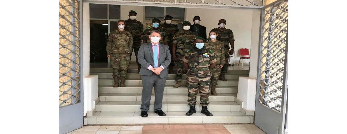 Les États-Unis et le Mali signent un accord pour le don de carburant