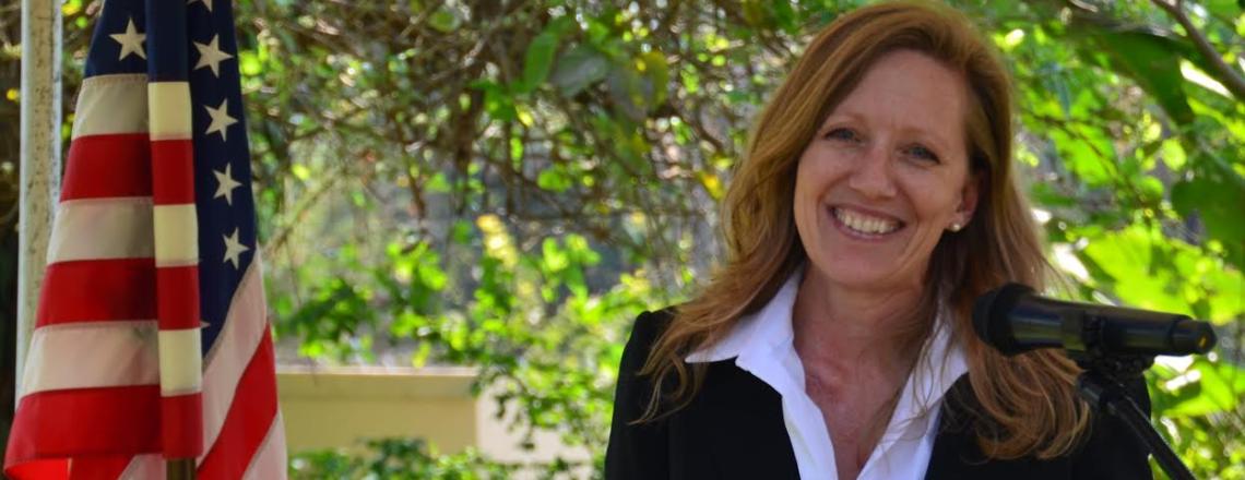 L'arrivée de Madame Miriam Lutz, nouvelle Directrice de l'USAID Mali