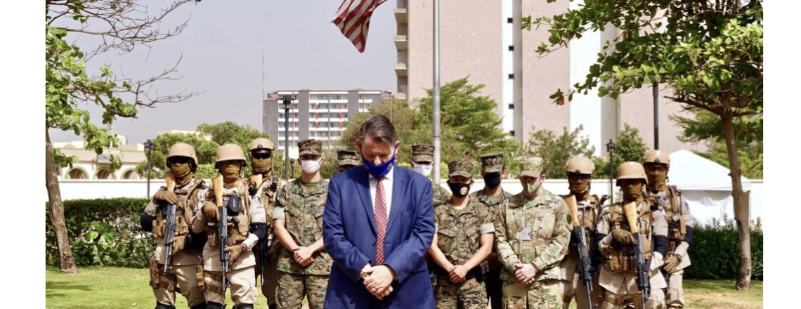 Les USA présentent leurs condoléances suite à l'attaque contre les Forces armées maliennes