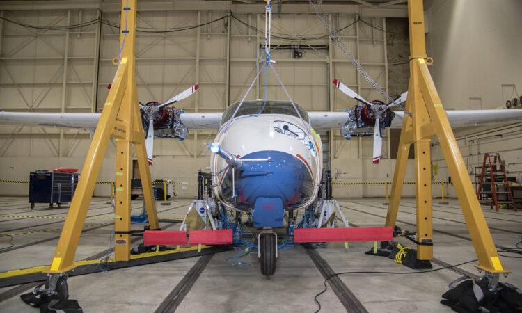 NASA aircraft