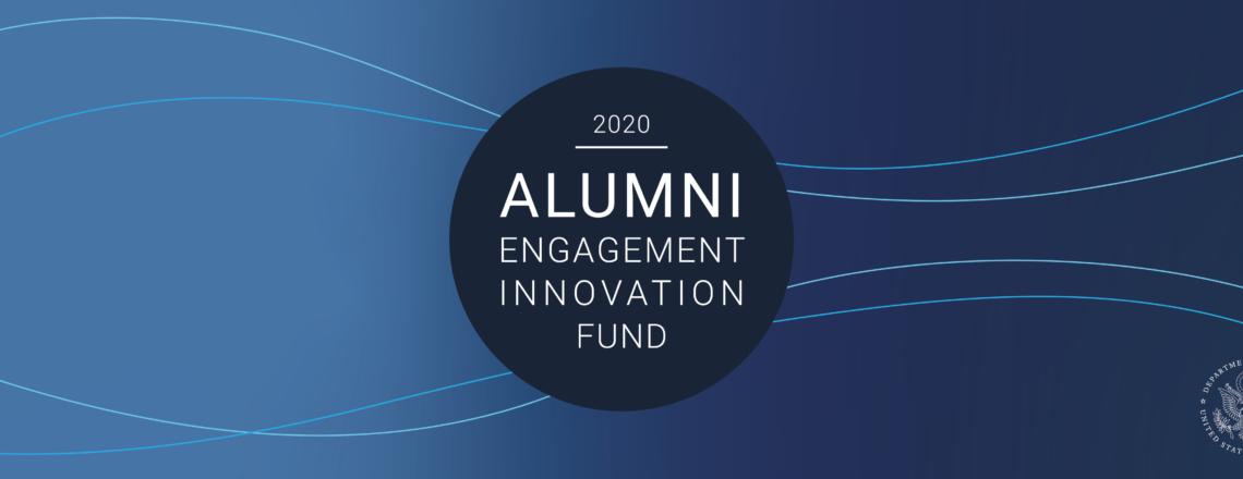 Fondo de Innovación Para Ex-Becarios (AEIF) 2020