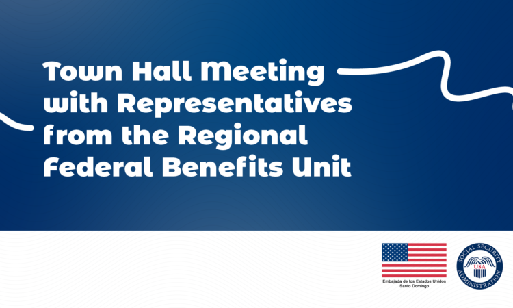 Town Hall Meeting with Representatives from the Regional Federal Benefits Unit
