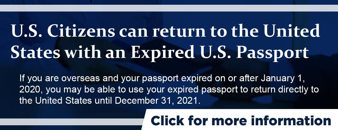 U.S. Citizen Services