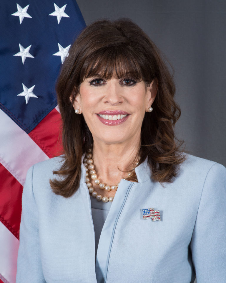 Photo of Ambassador Robin S. Bernstein
