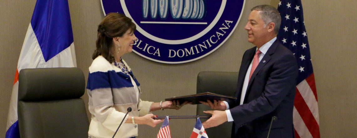 United States and Dominican Republic Expand Opportunities to Invest
