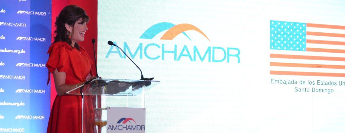 Discurso de la Embajadora Bernstein en Almuerzo de Acción de Gracias de AMCHAMDR