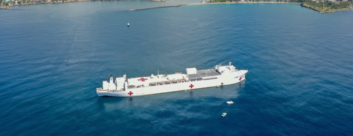 USNS Comfort Visit to the Dominican Republic