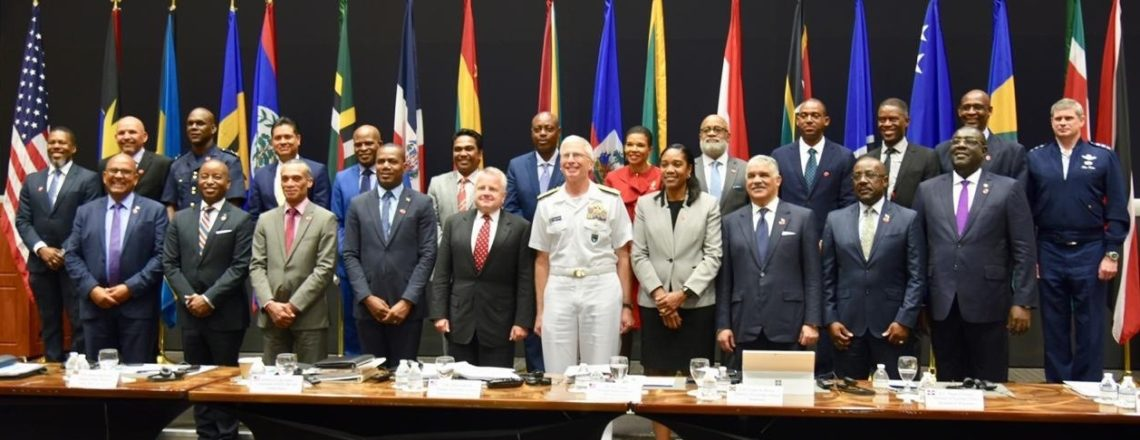 Joint Statement: Ministerial of the U.S.-Caribbean Resilience Partnership