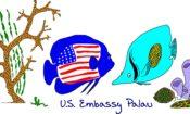 Embassy Palau Logo