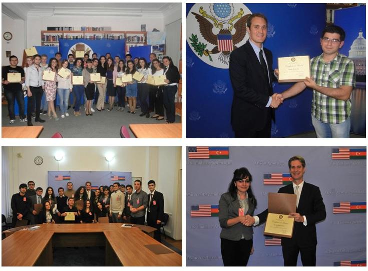 Ameinstitute U S Embassy In Azerbaijan