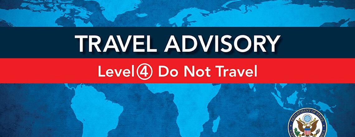 Azerbaijan Level 4 Travel Advisory