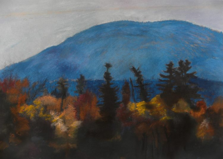 """Cadillac Mountain"" by Jude Valentine"