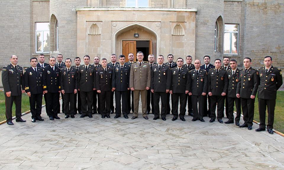 Nato Az U S Embassy In Azerbaijan