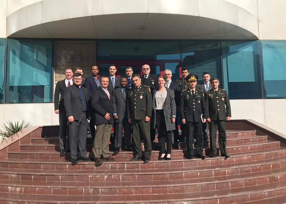 Joint Military Medical Strategy Meeting U S Embassy In Azerbaijan
