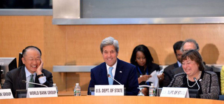 Secretary Kerry at the Global Connect Initiative