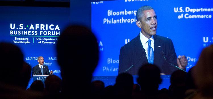 Forum d'affaires États-Unis-Afrique