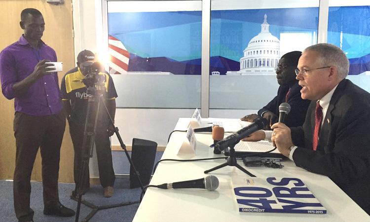 Lancement de la garantie de crédit USAID-Oikocredit